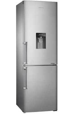 Refrigerateur congelateur en bas Samsung RB33J3700SA SILVER
