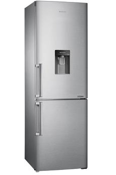 Refrigerateur congelateur en bas Samsung RB33J3700SA SILVER Darty