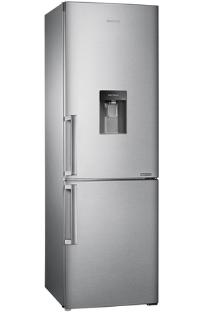 refrigerateur congelateur en bas samsung rb33j3700sa silver darty. Black Bedroom Furniture Sets. Home Design Ideas