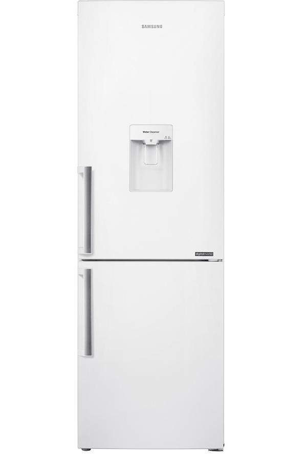 refrigerateur congelateur en bas samsung rb33j3700ww 4086368 darty. Black Bedroom Furniture Sets. Home Design Ideas