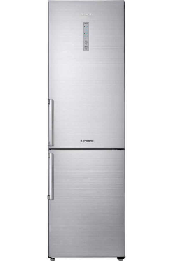 refrigerateur congelateur en bas samsung rb41j7359s4 inox 4088638 darty. Black Bedroom Furniture Sets. Home Design Ideas