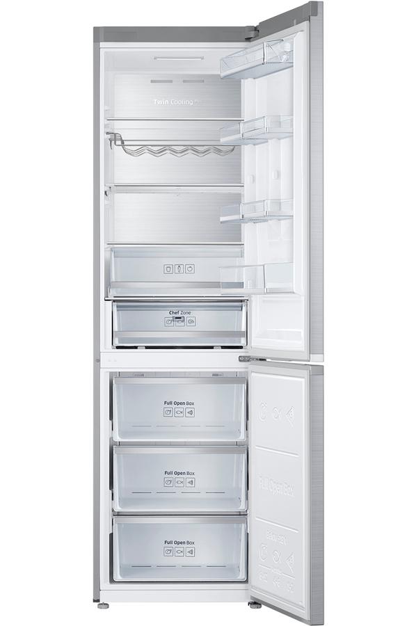 refrigerateur congelateur en bas samsung rb41j7859s4. Black Bedroom Furniture Sets. Home Design Ideas