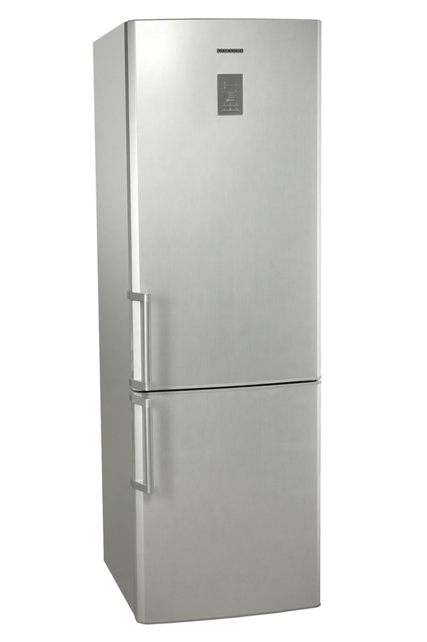 refrigerateur congelateur en bas samsung rl40egps silver. Black Bedroom Furniture Sets. Home Design Ideas