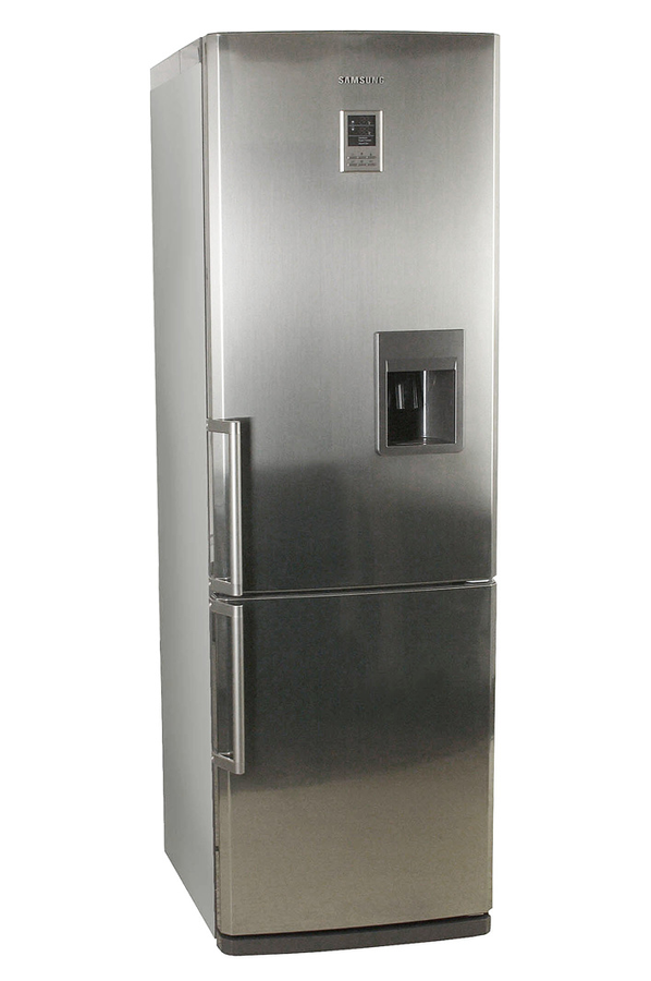 refrigerateur congelateur en bas samsung rl41pcih inox. Black Bedroom Furniture Sets. Home Design Ideas