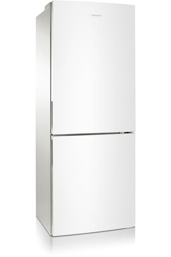 refrigerateur congelateur en bas samsung rl4323rbaww ef. Black Bedroom Furniture Sets. Home Design Ideas