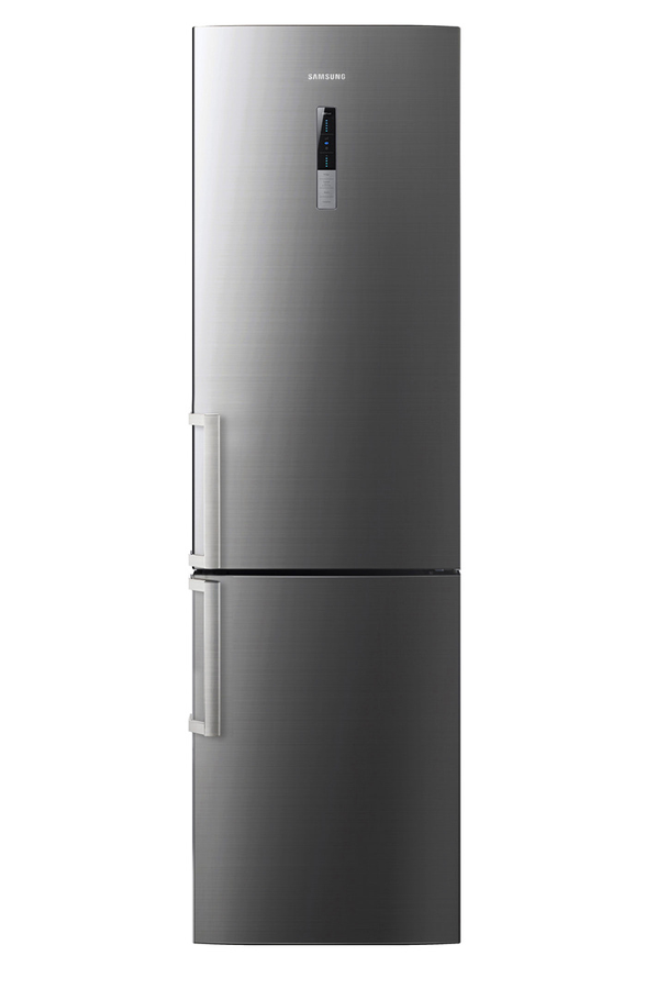 refrigerateur congelateur en bas samsung rl60gteih inox. Black Bedroom Furniture Sets. Home Design Ideas
