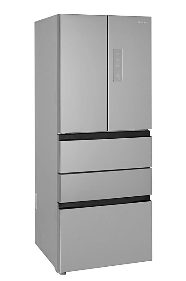 refrigerateur congelateur en bas samsung rn415brkasl darty. Black Bedroom Furniture Sets. Home Design Ideas