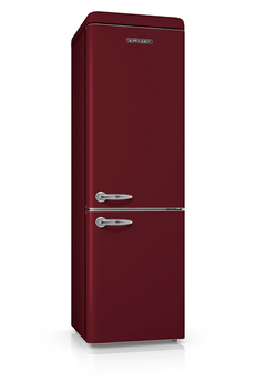 Refrigerateur congelateur en bas Schneider SCB300VWR