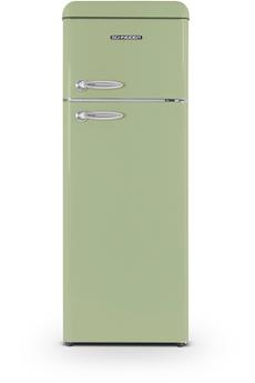 Refrigerateur congelateur en bas Schneider SCDD208VVA