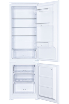 Refrigerateur congelateur en bas Schneider SCRC248ASS