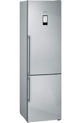 Volume 343 L - Dimensions HxLxP : 203x60x66 cm - A+++ Réfrigérateur à froid ventilé 256 L Congélateur à froid ventilé 87 L Technologie Home Connect
