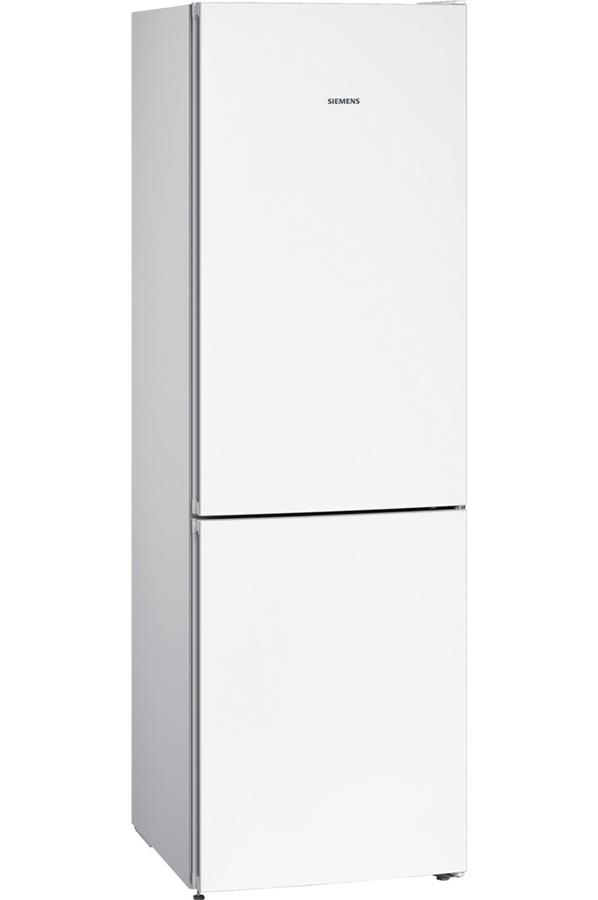refrigerateur congelateur en bas siemens kg36nvw35. Black Bedroom Furniture Sets. Home Design Ideas