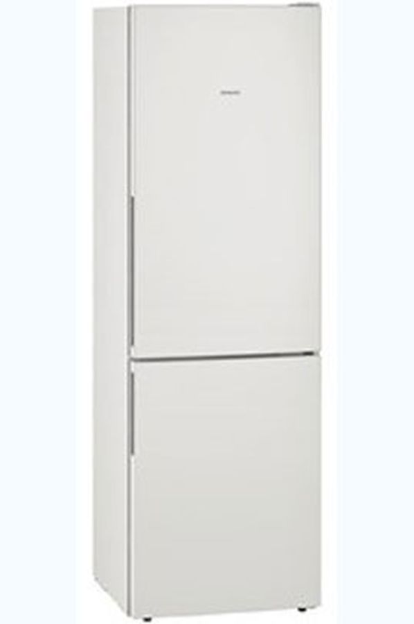 refrigerateur congelateur en bas siemens kg36vvw30s. Black Bedroom Furniture Sets. Home Design Ideas