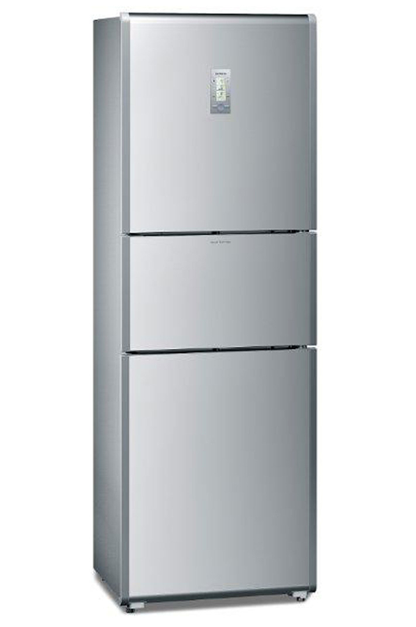 refrigerateur congelateur en bas siemens kg38qal30 inox 4010574 darty. Black Bedroom Furniture Sets. Home Design Ideas