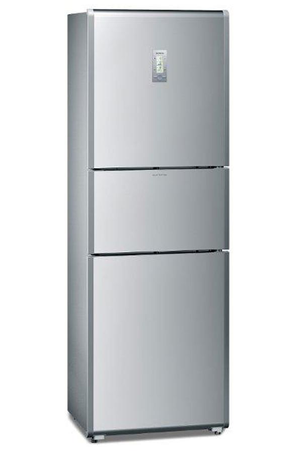 refrigerateur congelateur en bas siemens kg38qal30 inox. Black Bedroom Furniture Sets. Home Design Ideas