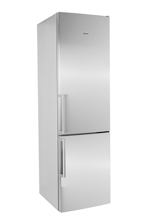 refrigerateur congelateur en bas siemens kg39ebi40 inox. Black Bedroom Furniture Sets. Home Design Ideas