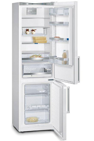 refrigerateur congelateur en bas siemens kg39ebw40 darty. Black Bedroom Furniture Sets. Home Design Ideas