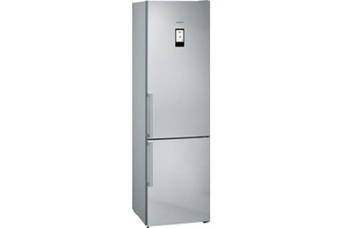 Volume 366 L - Dimensions HxLxP : 203x60x66 cm - A+++ Réfrigérateur à froid ventilé 279 L Congélateur à froid ventilé 87 L Eclairage LED