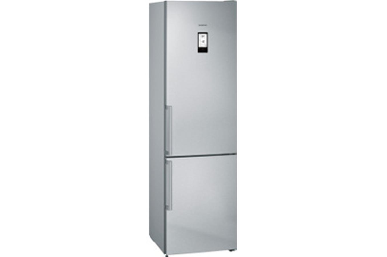 refrigerateur congelateur en bas siemens kg39nai45. Black Bedroom Furniture Sets. Home Design Ideas