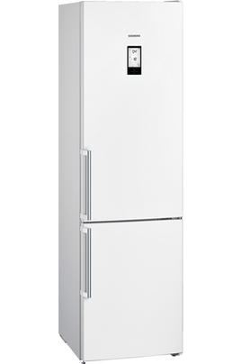 Volume 366 L - Dimensions HxLxP : 203x60x66 cm - A+ Réfrigérateur à froid ventilé 279 L Congélateur à froid ventilé 87 L Technologie Home Connect