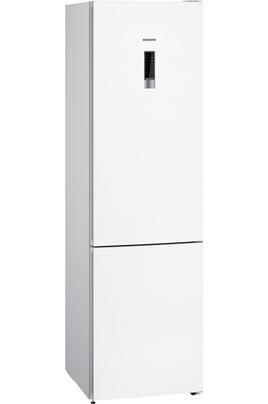 Volume 366 L - Dimensions HxLxP : 203x60x66 cm - A++ Réfrigérateur à froid ventilé 279 L Congélateur à froid ventilé 87 L Eclairage LED