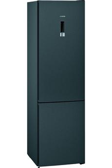 Refrigerateur congelateur en bas Siemens KG39NXXEB BlackSteel