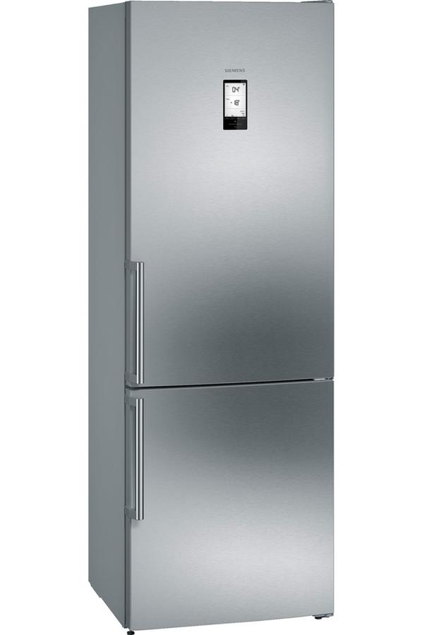 refrigerateur congelateur en bas siemens kg49nai31 darty. Black Bedroom Furniture Sets. Home Design Ideas