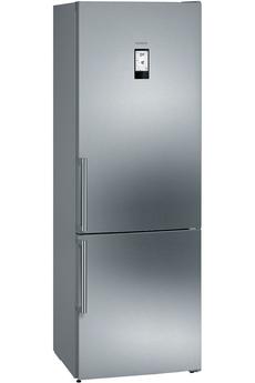 Refrigerateur congelateur en bas Siemens KG49NAIEA
