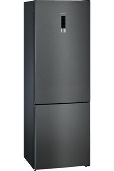 Refrigerateur congelateur en bas Siemens KG49NXXEA BLACKSTEEL