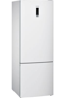 Volume 505 litres - Dimensions HxLxP : 193 x 70 x 80 - A++ Réfrigérateur à froid ventilé 400 L Congélateur à froid ventilé 105 L Zone HyperFresh - Eclairage LED
