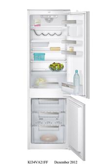 Refrigerateur congelateur encastrable KI34VA21FF 15J Siemens