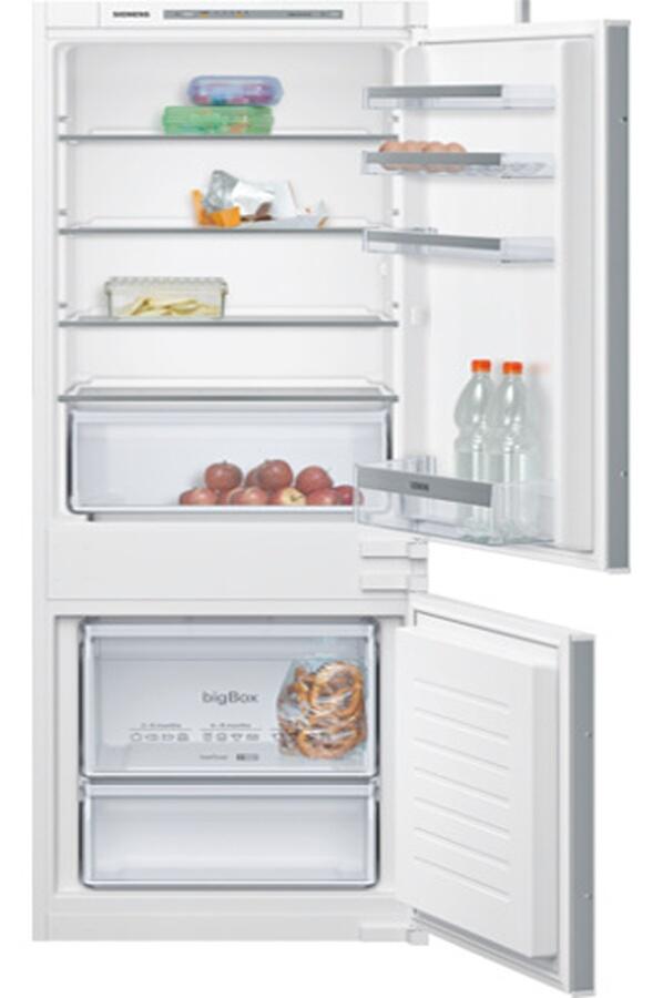 refrigerateur congelateur encastrable siemens ki77vvs30. Black Bedroom Furniture Sets. Home Design Ideas