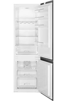 Refrigerateur congelateur en bas Smeg C3170NF 178CM
