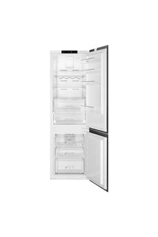 Refrigerateur congelateur en bas Smeg C8174TNE - 178 cm