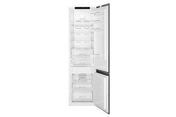 Refrigerateur congelateur en bas Smeg C8194TNE 190 cm