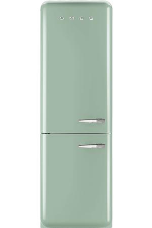 Refrigerateur congelateur en bas smeg fab32lvn1 darty for Frigo ventile ou brasse