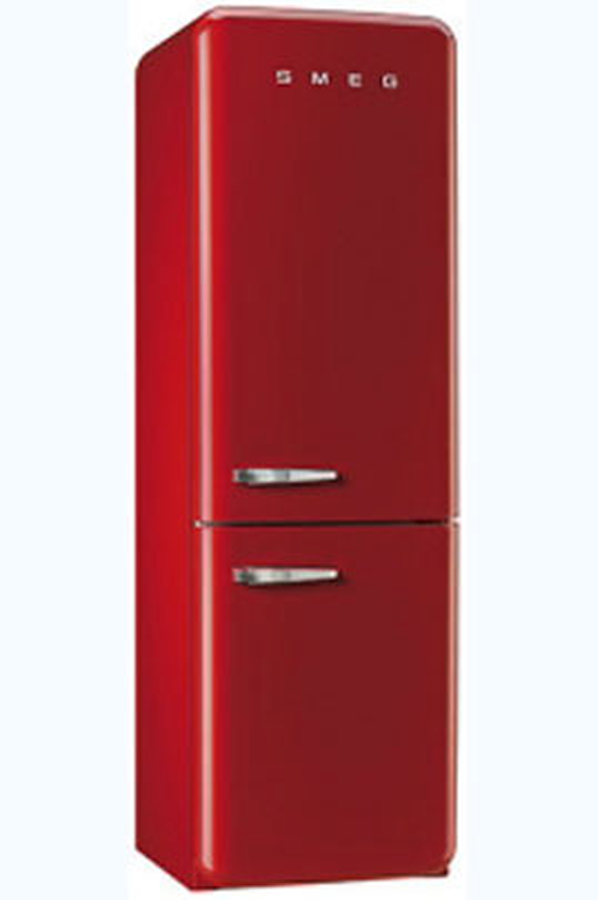 refrigerateur congelateur en bas smeg fab32rr1 (3757471) | darty