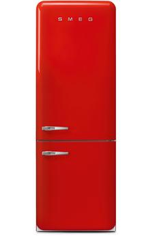 Refrigerateur congelateur en bas Smeg FAB38RRD