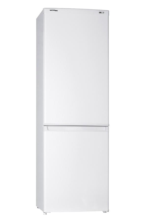 refrigerateur congelateur en bas tecnolec tcnf 185. Black Bedroom Furniture Sets. Home Design Ideas