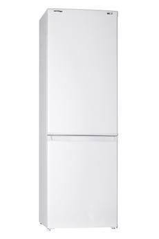 Refrigerateur congelateur en bas TCNF 185 Tecnolec