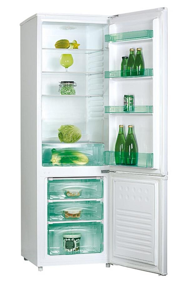 refrigerateur congelateur en bas tecnolec tcrc 177 4011090 darty. Black Bedroom Furniture Sets. Home Design Ideas