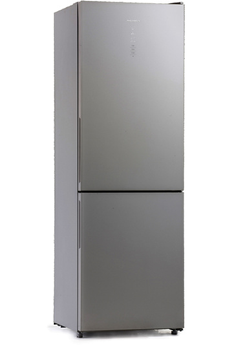 Refrigerateur congelateur en bas CTH 310 GLASS SILVER Thomson