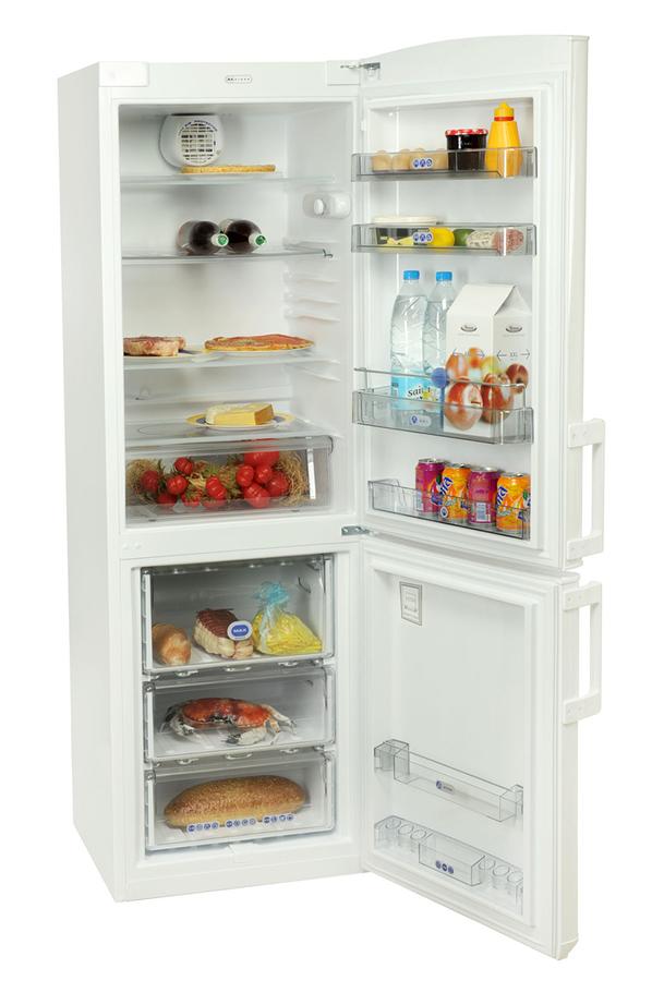 refrigerateur congelateur en bas whirlpool arc 6428 wh 2610957 darty. Black Bedroom Furniture Sets. Home Design Ideas