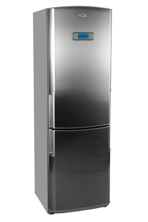 refrigerateur congelateur en bas whirlpool arc 7569 ix darty. Black Bedroom Furniture Sets. Home Design Ideas