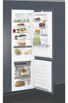 Refrigerateur congelateur en bas Whirlpool ART66112 178CM