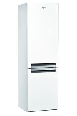 avis clients pour le produit refrigerateur congelateur en bas whirlpool blfv8102w. Black Bedroom Furniture Sets. Home Design Ideas