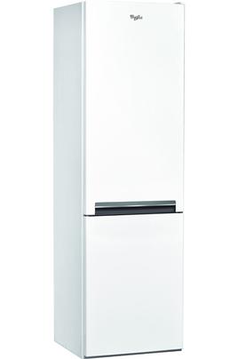 Volume 338 L - Dimensions HxLXP : 188.5x59.5x65.5 cm - A++ Réfrigérateur à froid brassé 227 L Congélateur à froid statique 111 L Technologie Less Frost