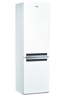 Refrigerateur congelateur en bas BLFV8102W Whirlpool