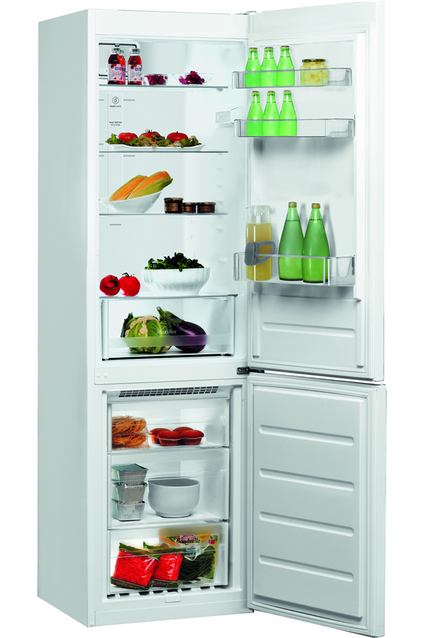 Refrigerateur congelateur en bas Whirlpool BSNF8101W (4100093) | Darty