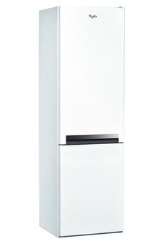 Refrigerateur congelateur en bas BSNF8101W Whirlpool